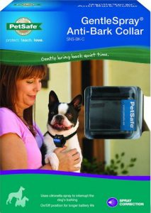 PetSafe Gentle Spray Bark Dog Collar