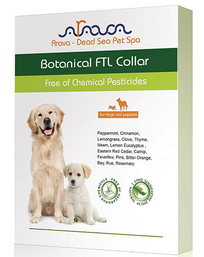 Arava Dog Flea Collar
