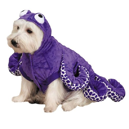 Octopus costume for dogs