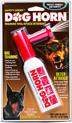 The Dog Horn for dog barking and behavior control