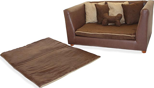 Keet luxury orthopedic dog bed furniture set