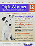 Durvet wormer for small dogs and puppies