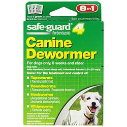 Excel Safeguard4 Dog Dewormee