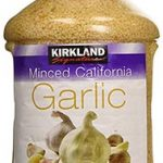 Garlic for natural dog worm control