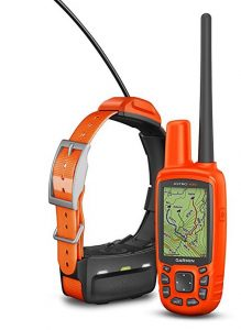 Garmin T5 collar and Astro 430 GPS tracker for dogs