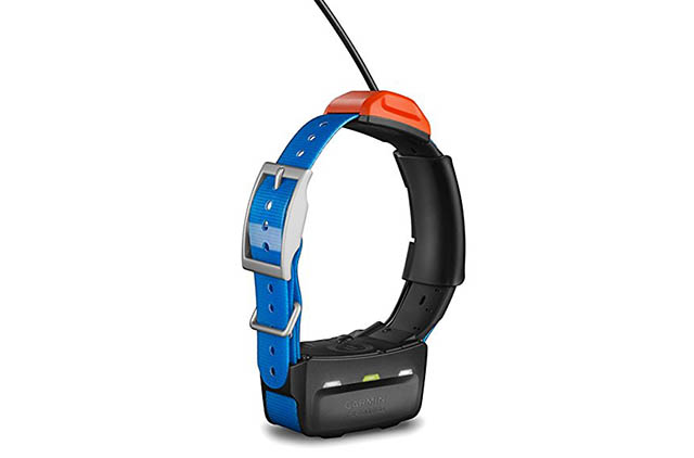 Garmin T5 GPS tracking collar for dogs