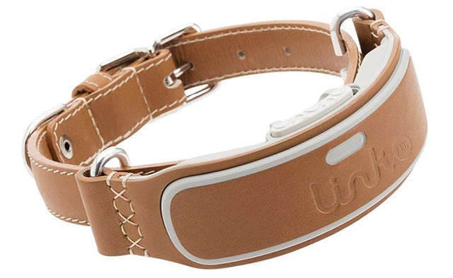 Link AKC GPS collar for dogs
