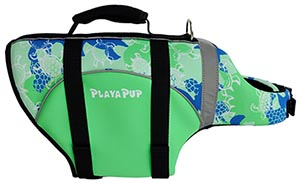 PlayaPup life jacket for dogs