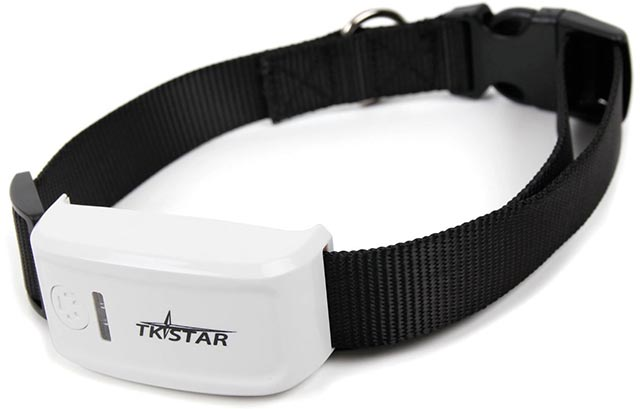 TriStar Mini GPS Dog Tracker