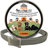 Grand Pets ProGuard+ Flea and Tick Collar for Dogs