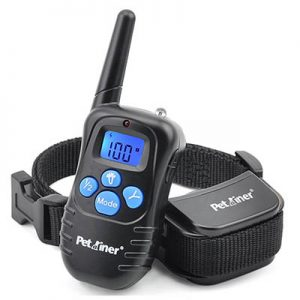 Petrainer dog shock collars not to use
