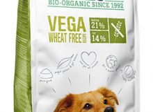 Yarrah vegetarian dog food